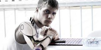 robot teen