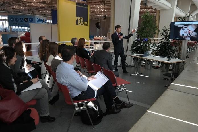 entrepreneur speaking